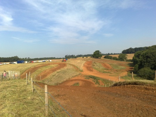 Wroxton Motocross Track photo